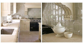 Neutral Tiles with Punch