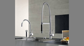 Elegant Kitchen Faucets